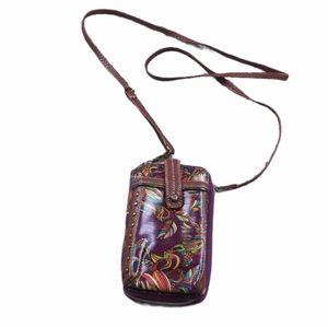 Sakroots Smartphone Crossbody Bag